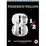 Federico Fellini 8 1/2 HD Remastered [DVD]